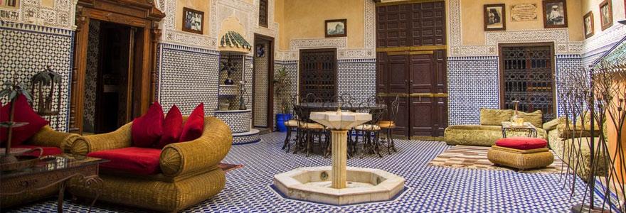 riad au Maroc !